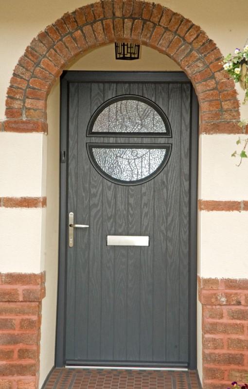 Composite bradford upvc windows for Split french doors