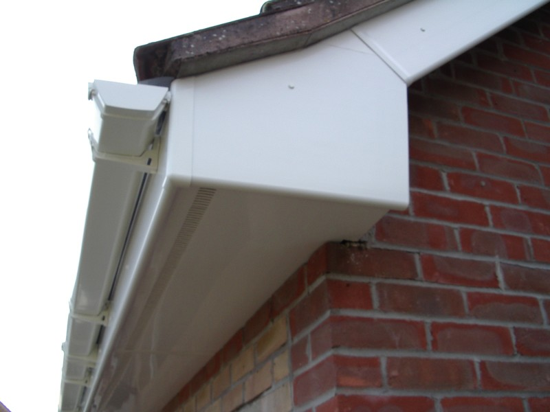 Fascias Soffits Amp Gutters Bradford Upvc Windows